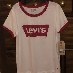 Girls Levi's T-shirt